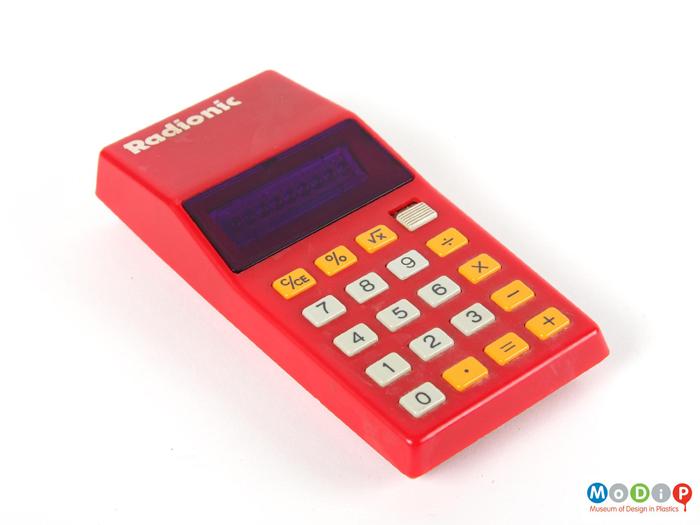 Radionic calculator