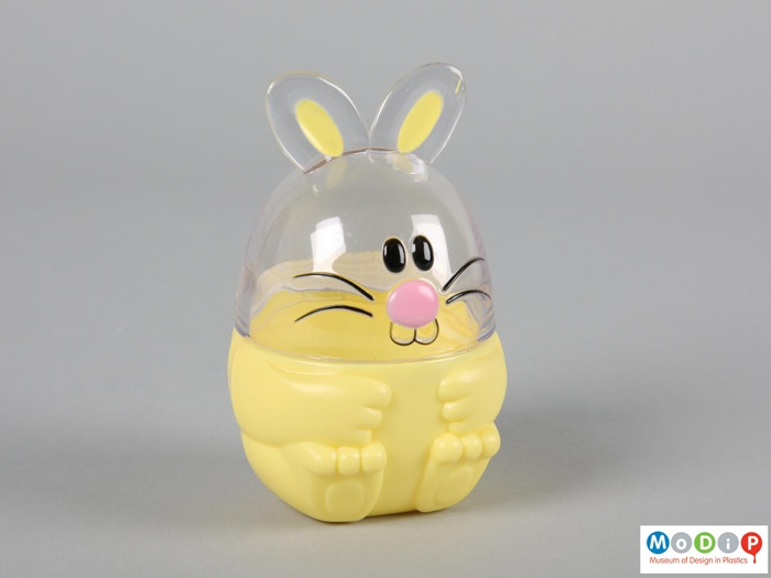 Funny Bunny Pot