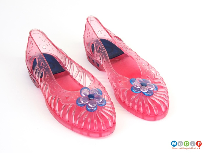 Ju Ju jelly shoes