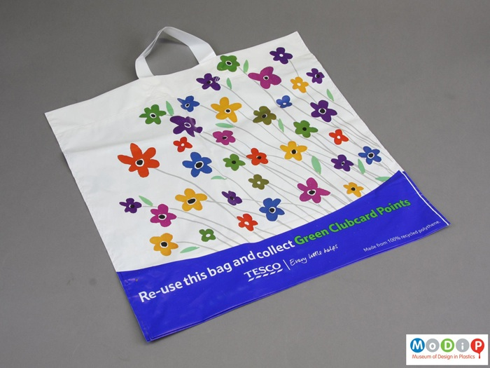 Reusable carrier bag